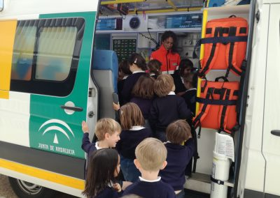 Visita Ambulancia