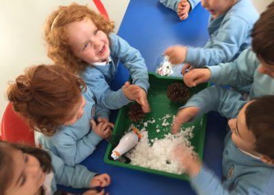 Taller de Invierno: ¡Jugamos con nieve casera!
