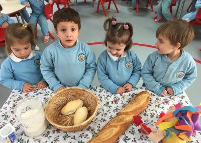 ¡Nos gusta el pan!